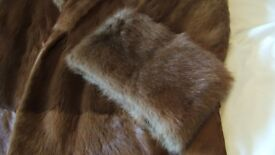 Vintage Fur Coat. Good condition, not sure of the fur, size approx 12/14. Looking for sensible offer