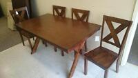 Five piece dining set for sale (HP102)