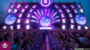 Ultra Music Festival 3 day pass