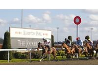 CHEAP! Kempton Park Race Day Tickets for 7th April