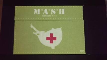 MASH DVD box set season 1-11