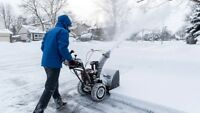 Hiring! Need some to shovel snow in Barrie