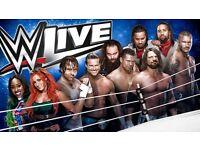 WWE LIVE GLASGOW