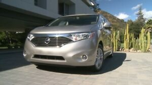 2011 Nissan Quest 4dr, 7 passenger, no accidents