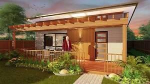 The STRINGYBARK GRANNY FLAT - 2 Bdm BRISBANE Granny Flats Brisbane City Brisbane North West Preview