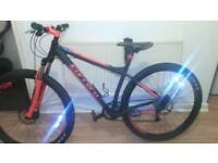 Carrea peddle bike