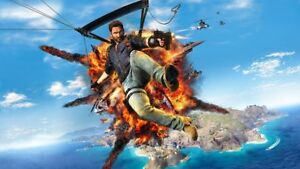 JUST CAUSE 3 GAME (NEW)
