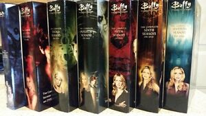 Complete Series Buffy The Vampire Slayer