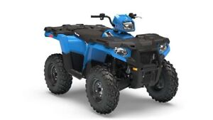 2019 Polaris SPORTSMAN 570 EPS BLUE