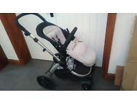 Ickle Bubba stomp travel system