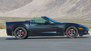 LOOKING TO BUY a Chevrolet Corvette Grand Sport