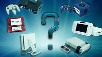 Achète vos vieilles consoles paye meilleur prix et vos jeux $$$$