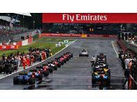 Silverstone weekend grandstand (copse C)