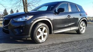 MAZDA CX-5 GT 2013 -- CUIR + TRACTION INTÉGRALE !!