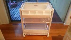 Baby Change Table with Bath Tuart Hill Stirling Area Preview