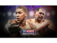 Anthony Joshua vs Eric Molina. Apartments Available In Manchester For The Night Up To 7 Guests!!!
