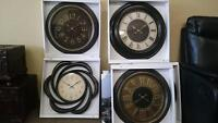 Large wall clocks and Newfoundland themed wall prints for sale