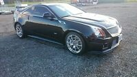 2011 Cadillac CTS V Coupe Mannual Super Charged Coupe (2 door)