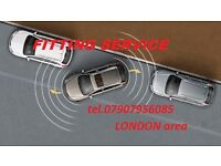 mobile CAR PARKING SENSORS FITTING SPECIALIST(CAN BUS connection) in LONDON area