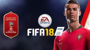 FIFA 18 for Nintendo switch