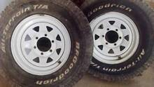 Rims & Tyres - Toyota Hilux 4x4 Rollingstone Townsville Surrounds Preview