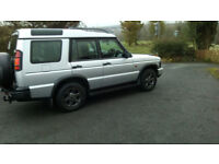 Land Rover Discovery TD5 Persuit