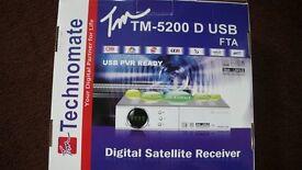 TECHNOMATE DIGITAL SATELLITE RECEIVER