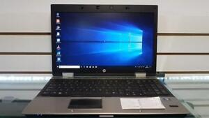 Laptop 15'' HP Elitebook i5-3360M rapide, garantie 6 mois