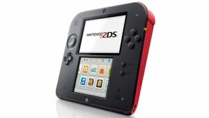 Nintendo 2DS + Carrying case