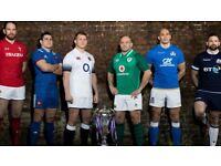 BLOCK M40, 2 x England vs Ireland 6 Nations Rugby Tickets for Twickenham