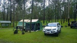 Customline Soft Floor Camper Sheldon Brisbane South East Preview