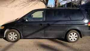 2003 Honda Van for sale $2600 obo