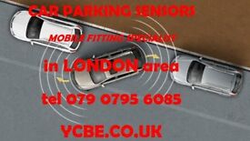 CAR PARKING REVERSING SENSORS FITTED AND COLOUR MATCHED (CAN BUS CONNECTIONS)IN LONDON AREA