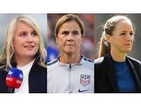 WOMENS FOOTBALL COACH WANTED