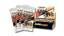Jumpstart Booster Box 24 ct MTG Magic the Gathering NEW SEALED SHIPS 7/17!
