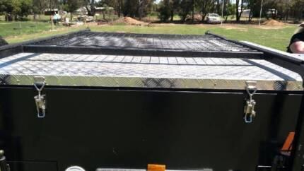 Camper Trailer Boat Rack MDC Bendigo Bendigo City Preview