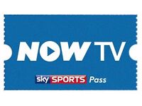 NOW TV Sports Pass 1 Week
