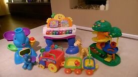 Selection of Good Condition Childrens Toys