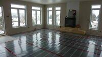 "New System of Heated Floor--""ECOLATH"""