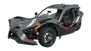 RENT A LIMITED EDITION POLARIS SLINGSHOT GT! 1 OF 2 IN ALBERTA.