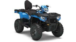 2019 Polaris SPORTSMAN TOURING 570 BLUE