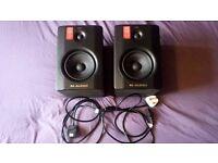 M-Audio BX5 D2 Speakers Pair