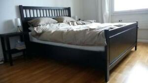 Ikea Hemnes Queen bed