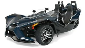 2019 Polaris SLINGSHOT SL ORION BLUE / 79$/sem