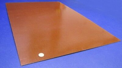 Garolite Micarta Canvas Phenolic Ce Sheet .125 18 Thick X 24 X 36