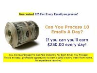 Want To Make $25 Per Email Online Fast?