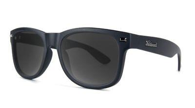 KNOCKAROUND Polarized FORT KNOCKS Sunglasses | BLACK ON BLACK / SMOKE (Knock Sunglasses)