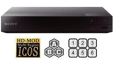 Sony BDP-S1700 2D Blu-ray Disc Player - Multiregion Blu-ray+DVD