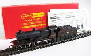 HORNBY R450 LMS 4-4-0 CLASS 2P FOWLER LOCOMOTIVE, MIB, plus instructions!