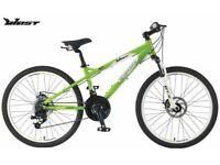 "Carrera Blast Junior Mountain Bike with 24"" Wheels"